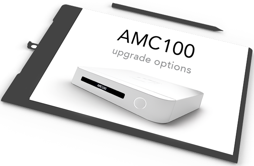 nanopositioners, controller, amc100, upgrade options, block