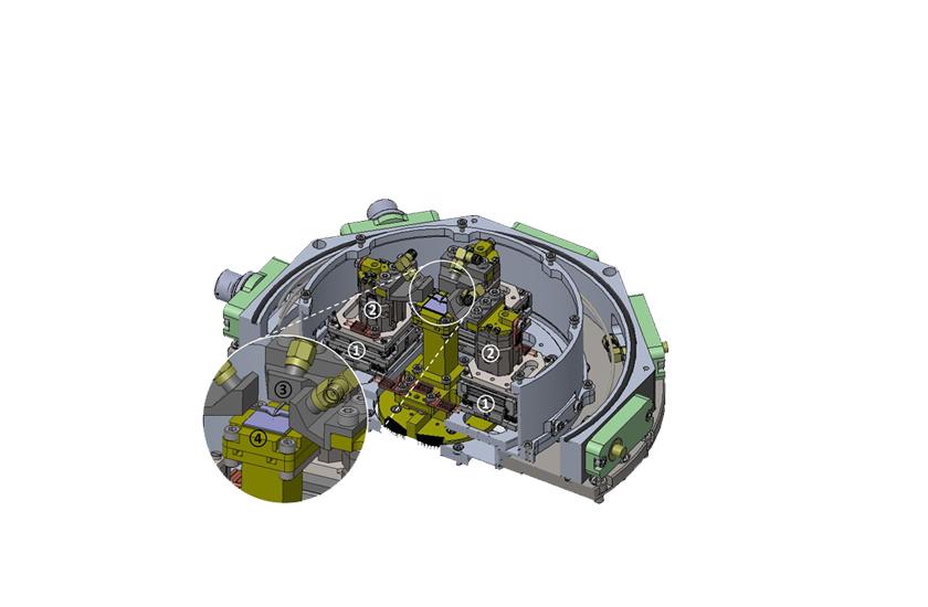 optical cryostat Customized Electrical Probe Station 7