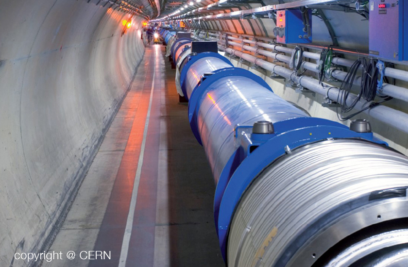 applications, synchrotron particle accelerators, main