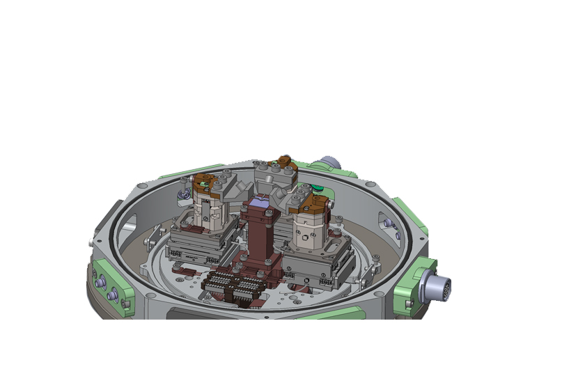 optical cryostat Customized Electrical Probe Station 6
