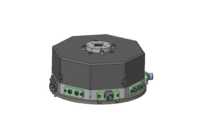 optical cryostat XXL cold plate 1