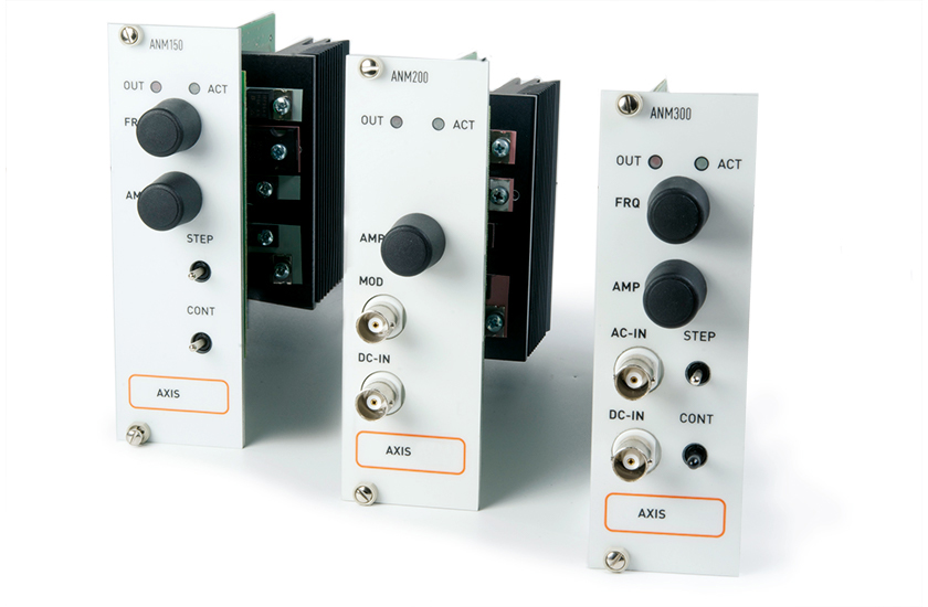 nanopositioners, controller, anc300, plug-in modules