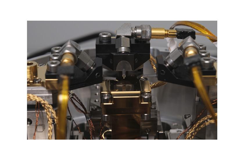 optical cryostat Customized Electrical Probe Station 2