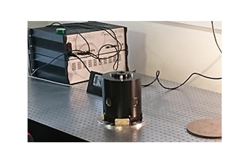 optical cryostat Long WD Vacuum Objective Shroud 1
