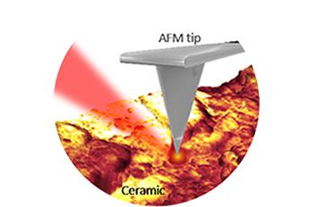 nanoscale analytics, fields of applications, nanoscale analysis of inorganic materials