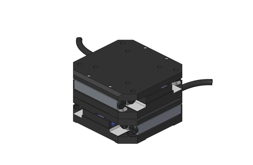 Customized Nanopositioners Prototype ECScust3030