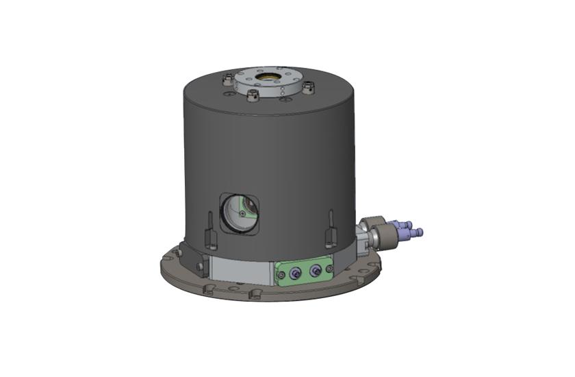 optical cryostat Customized permanent magnet Shroud - Cad Shroud 2