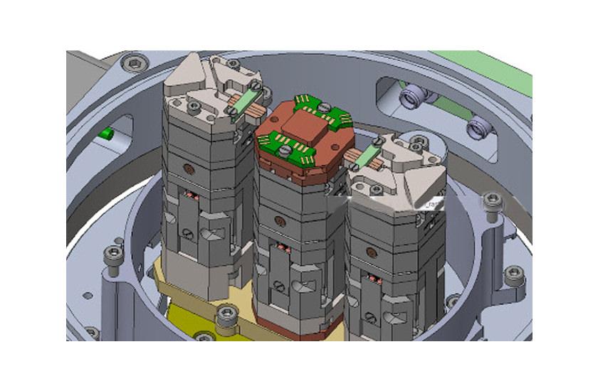 optical cryostat Customized Photonic Probe Station 1