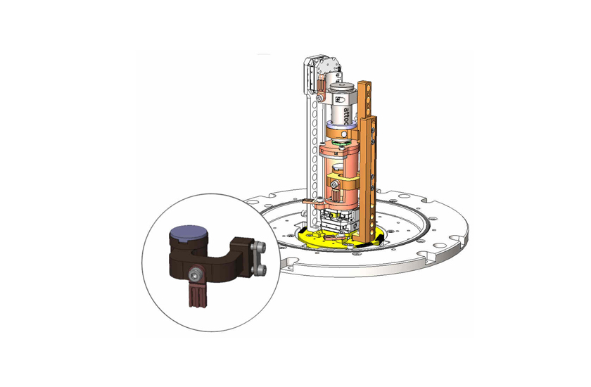 optical cryostat Customized permanent magnet Shroud 4