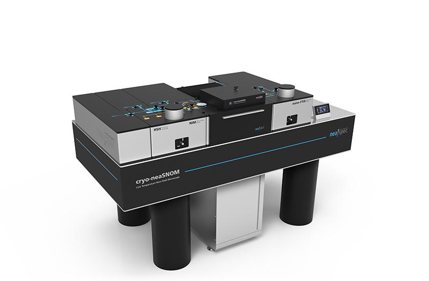 nanoscale analytics, portfolio, cryo neasnom microscope platform