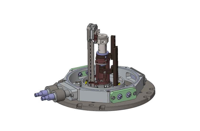 optical cryostat Customized permanent magnet Shroud 3