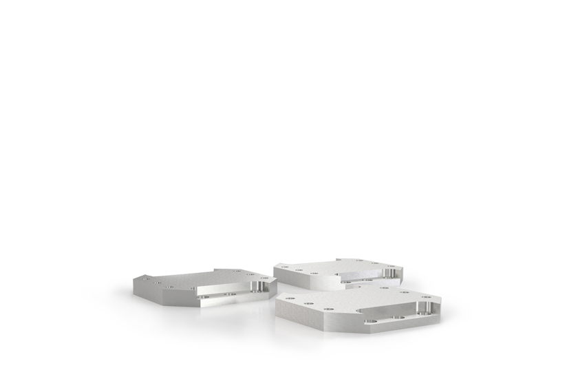 nanopositioners, accessories, adapter plates aap