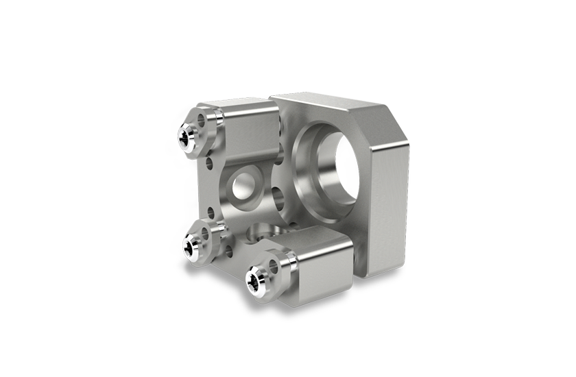 optical mounts for extreme environments