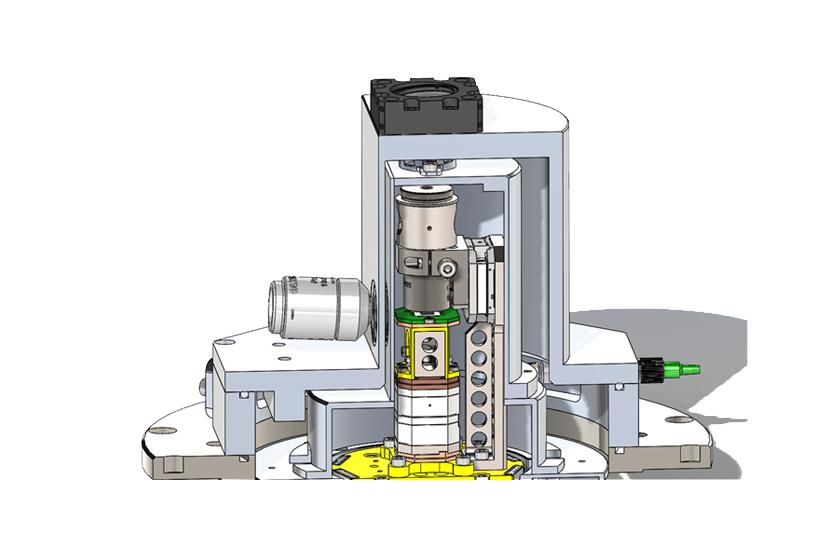 optical cryostat Photonic Probe Station 4