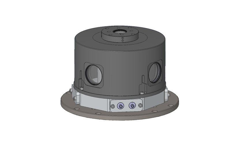 optical cryostat Vacuum Objective Shroud 5