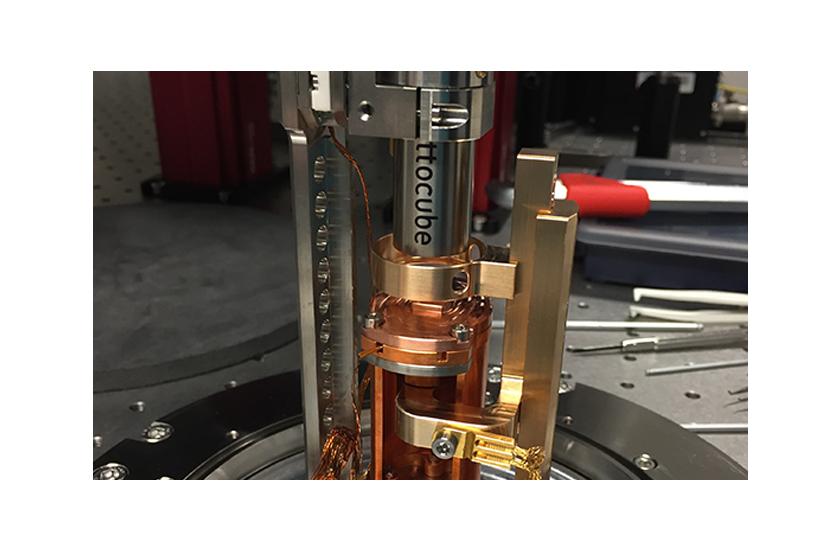 optical cryostat Customized permanent magnet Shroud 1