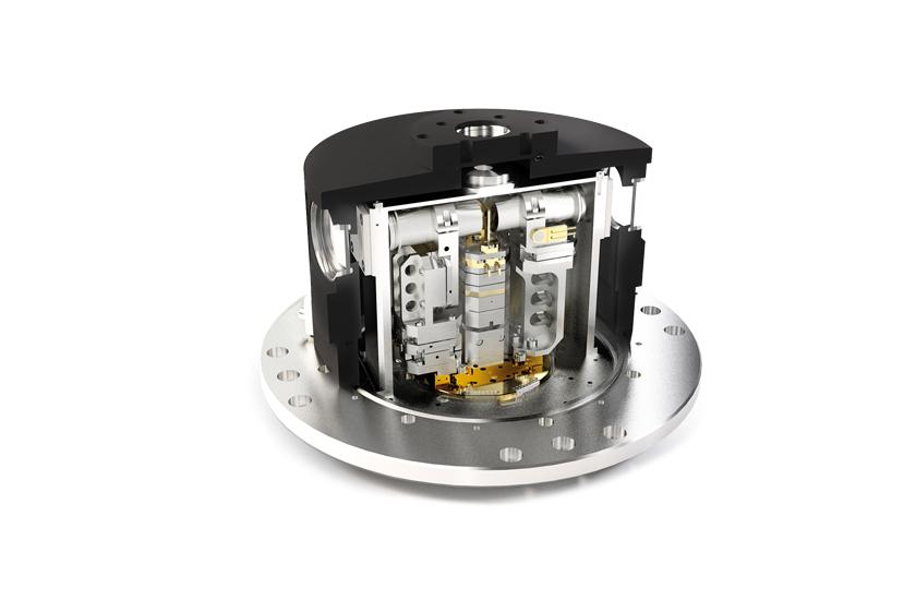 optical cryostat LT-APO Transmission 2