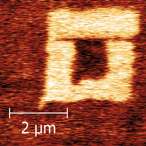 Low Temperature Piezoresponse Force Microscopy on BiFeO cryogenic atomic force microscope attoAFM for PFM