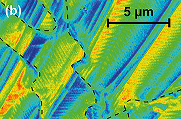 Ferroelectric Domain at Cryogenic Phase Transitions cryogenic atomic force microscope attoAFM