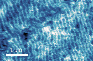 Helimagnetic Phase of FeCo0.5Si0.5 cryogenic atomic force microscope attoAFM for MFM